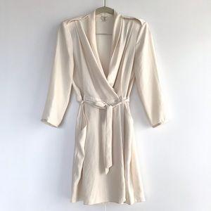 ARITZIA | WILFRED WRAP DRESS